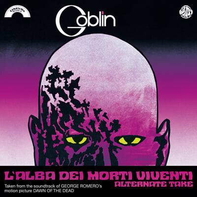 Goblin (고블린) - L'Alba dei morti viventi (alternate take) / La Caccia [7인치 Vinyl]