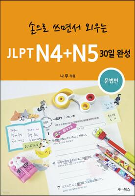 JLPT N4+N5 30일 완성