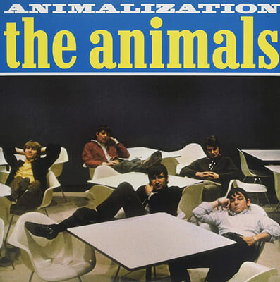 The Animals (애니멀스) - Animalization [LP]
