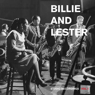 Billie Holiday / Lester Young (빌리 홀리데이 / 레스터 영) - Studio Recordings Vol. 1 [LP]