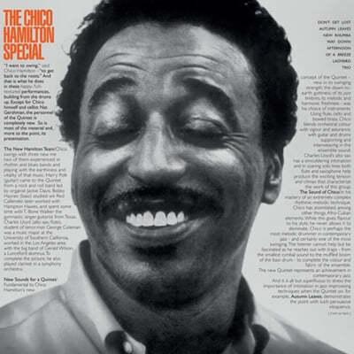 Chico Hamilton (치코 해밀턴) - Chico Hamilton Special [LP]