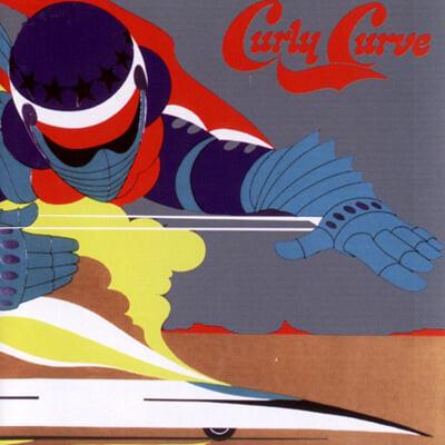 Curly Curve (컬리 커브) - Curly Curve [불투명 그레이 컬러 LP]