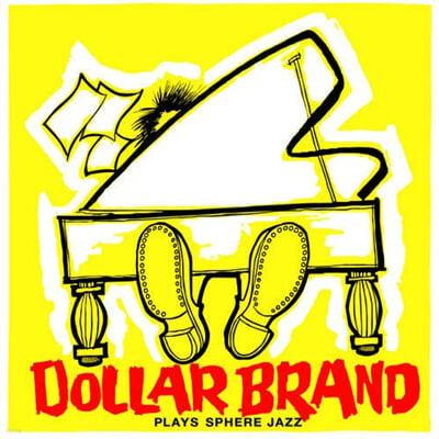 Dollar Brand (달러 브랜드) - Plays Sphere Jazz [LP]