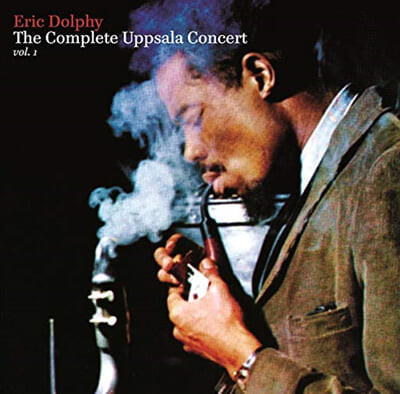 Eric Dolphy (에릭 돌피) - The Complete Uppsala Concert Vol.1 [LP]