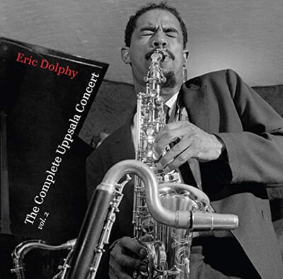 Eric Dolphy (에릭 돌피) - The Complete Uppsala Concert Vol.2 [LP]