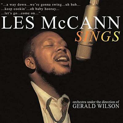 Les McCann (레스 맥칸) - Les McCann Sings [LP]