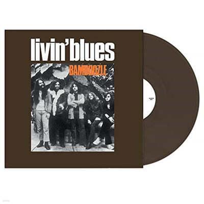 Livin' Blues (리빈 블루스) - Bamboozle [초콜렛 브라운 컬러 LP]