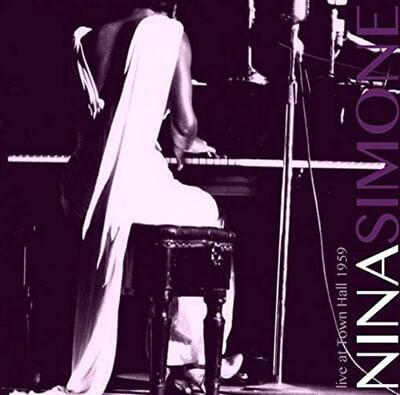 Nina Simone (니나 시몬) - Live At Town Hall 1959 [LP]