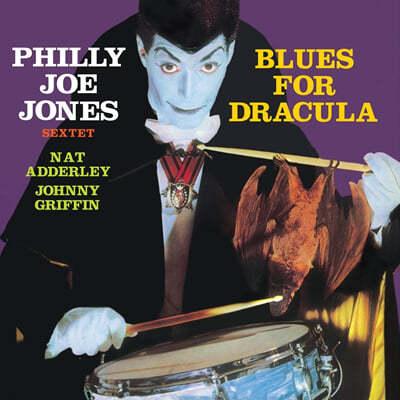 Philly Joe Jones (필리 조 존스) - Blues For Dracula [LP]
