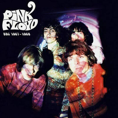 Pink Floyd (핑크 플로이드) - BBC 1967-1968 [2LP]