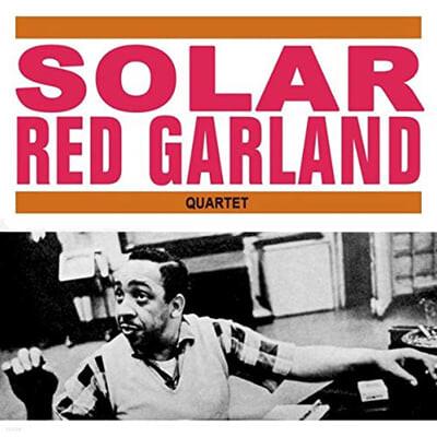 Red Garland Quartet (레드 갈란드 쿼텟) - Solar [LP]