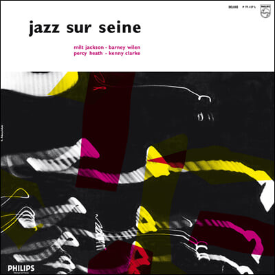 Barney Wilen (바니 윌렌) - Jazz sur Seine (Philips 1958) [LP]