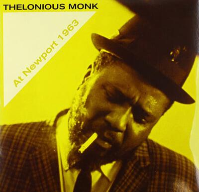 Thelonious Monk (델로니어스 몽크) - At Newport 1963 [LP]