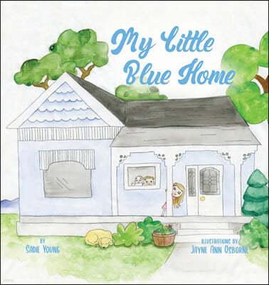 My Little Blue Home