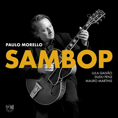 Paulo Morello - Sambop (Digipack)(CD)
