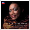 제시 노먼 - 스튜디오 리사이틀 전집 (Jessye Norman - Complete Studio Recitals) (44CD + 3DVD) - Jessye Norman