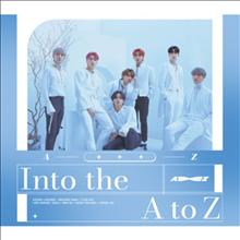 에이티즈 (Ateez) - Into The A To Z (CD+DVD) (초회한정반)