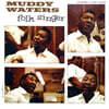 Muddy Waters (머디 워터스) - Folk Singer [2LP]