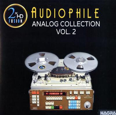 오디오파일 아날로그 컬렉션 2집 (Audiophile Analog Collection Vol. 2) [LP]