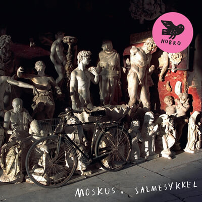 Jazz Trio Moskus (재즈 트리오 모스쿠스) - Salmesykkel [LP]
