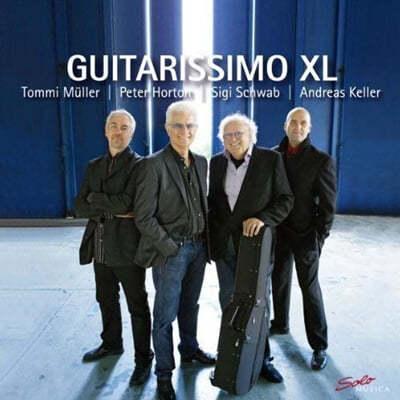 Guitarissimo (기타리시모) - XL [LP]