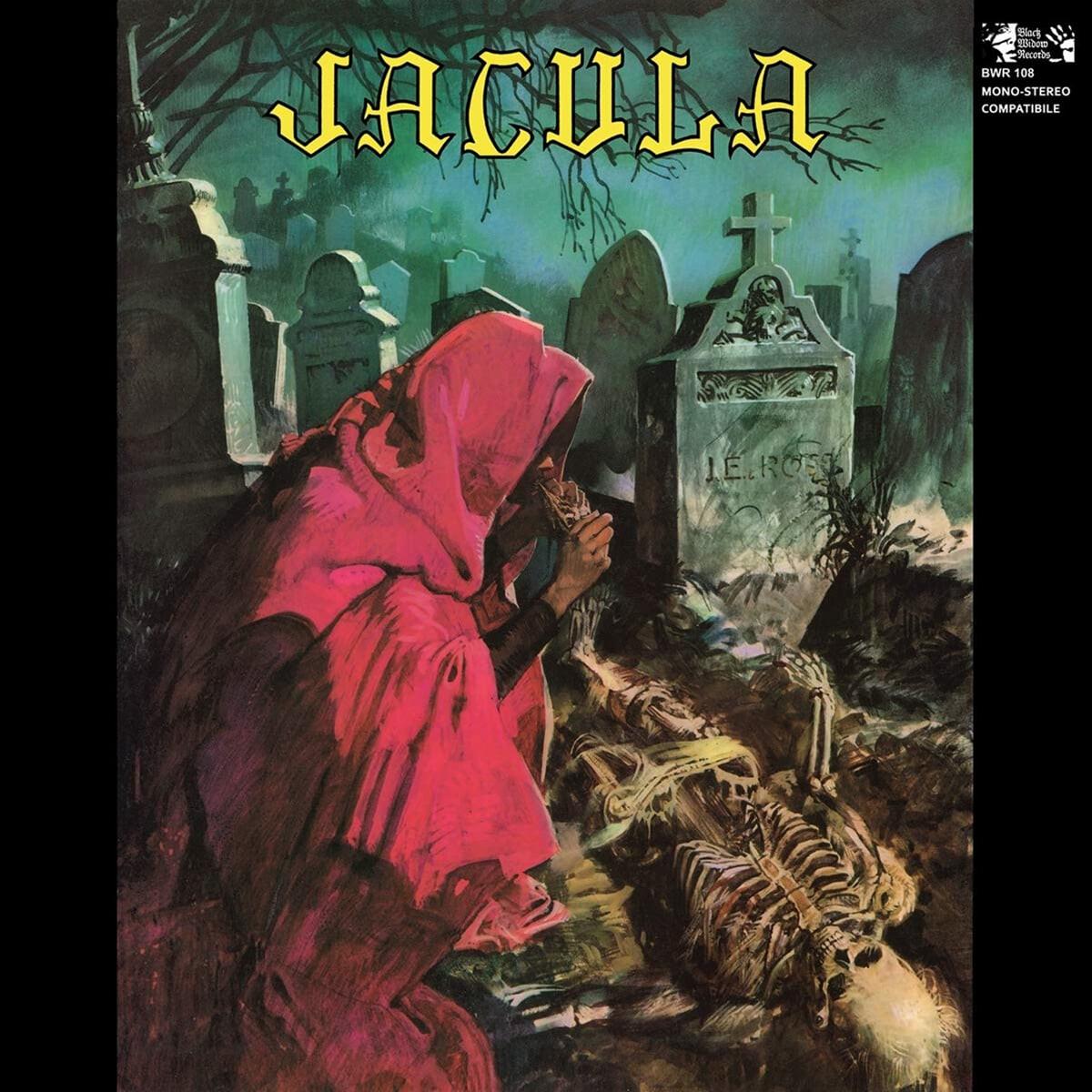 Jacula (야쿨라) - Tardo Pede In Magiam Versus [LP]