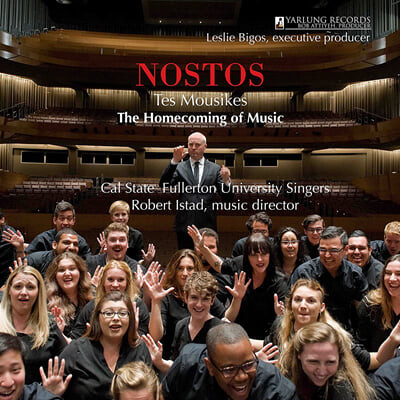 Robert Istad 음악의 귀환 (Nostos: Tes Mousikes - The Homecoming of Music)