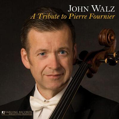 John Walz 마르티누: 첼로 협주곡 1번, 첼로 소나타 1번 / 비발디: 첼로 협주곡 마단조 (Martinu: Cello Concerto H.196, Cello Sonata H. 277 / Vivaldi: Cello Concerto RV40)