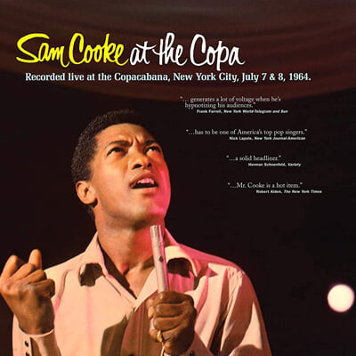 Sam Cooke (샘 쿡) - Sam Cooke At The Copa [LP]