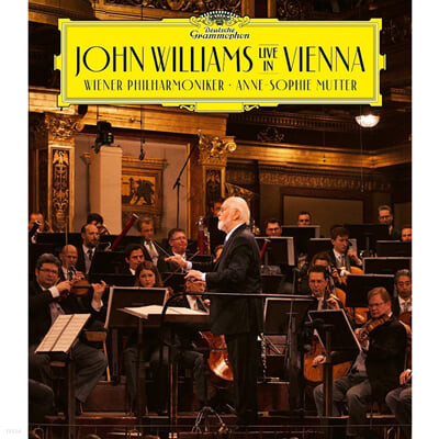 존 윌리엄스 빈 실황녹음 (John Williams Live in Vienna) [CD + Blu-ray]