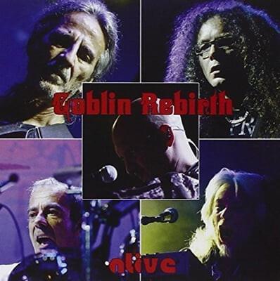 Goblin (고블린) - Rebirth - Alive [2LP]