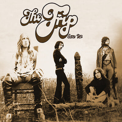 The Trip (트립) - Live '72 [LP]