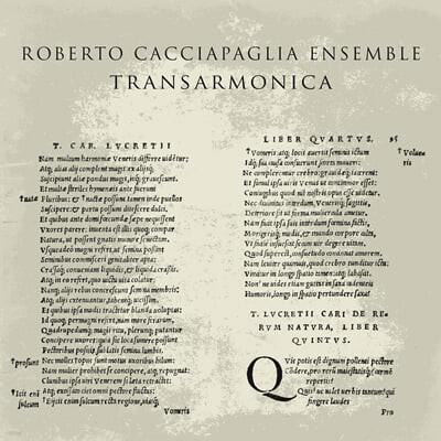 Roberto Cacciapaglia Ensemble (로베르토 카치아파글리아 앙상블) - Transarmonica [LP]