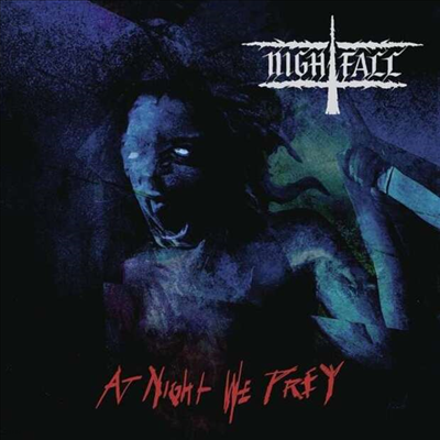 Nightfall - At Night We Prey (CD)