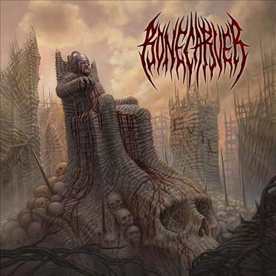 Bonecarver - Evil (CD)