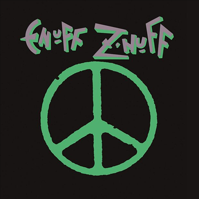 Enuff Z'Nuff - Enuff Z'Nuff (Anniversary Edition)(180G)(Purple LP)