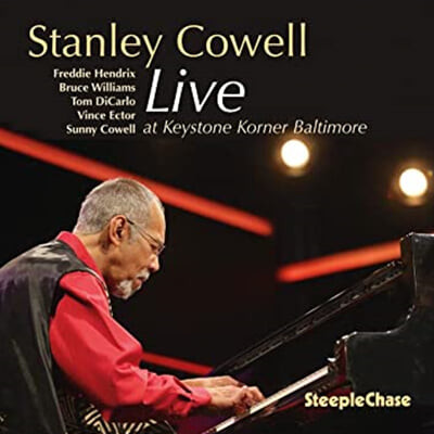 Stanley Cowell (스탠리 코웰) - Live At Keystone Korner Baltimore