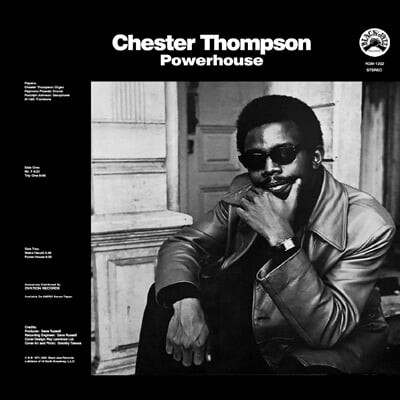 Chester Thompson (체스터 톰슨) - Powerhouse [LP]