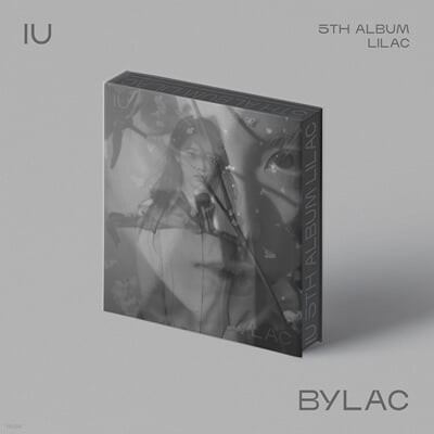아이유 (IU) 5집 - LILAC [BYLAC ver.]