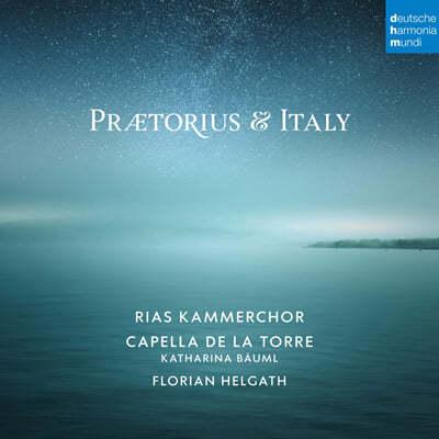 RIAS Kammerchor 프레토리우스와 동시대 이탈리아 작곡가들의 음악 (Praetorius and Italy)