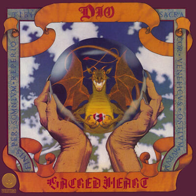 Dio (디오) - Sacred Heart [LP]