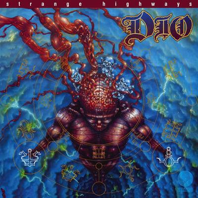 Dio (디오) - Strange Highways [2LP]