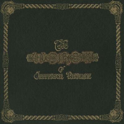 Jefferson Airplane (제퍼슨 에어플레인) - The Worst Of Jefferson Airplane [LP]