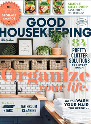 Good Housekeeping (월간) : 2021년  03월