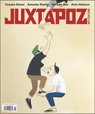 Juxtapoz (계간) : 2021년  Spring (#217)