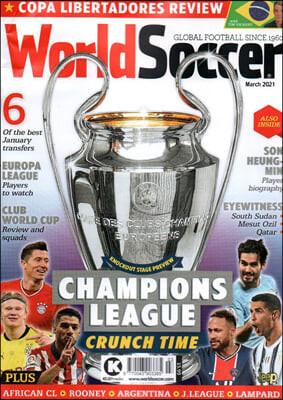 World Soccer (월간) : 2021년 3월