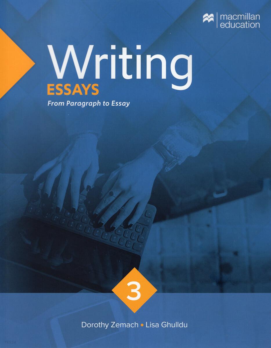 Macmillan Writing 3 : Essays - YES24