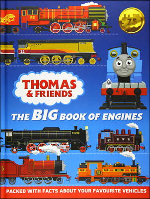 Thomas & Friends : The Big Book of Engines