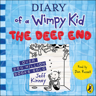 Diary of a Wimpy Kid #15 : The Deep End