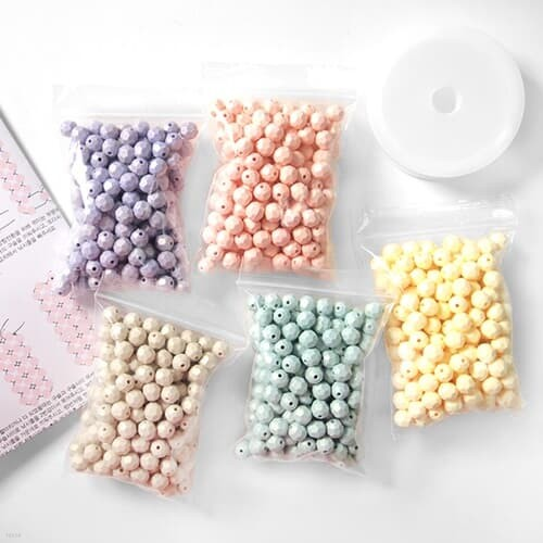 DIY 비즈 가방 만들기 키트 - 소